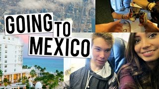 TRAVELLING TO MEXICO   Cancun Day #1
