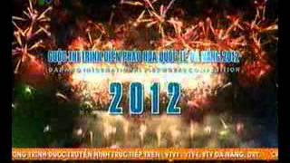 Chương trình quảng cáo bắn pháo hoa QT tại Đà Năng 2012