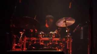 Wishbone Ash Drum Solo in Bielsko Biala