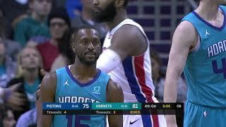 Detroit Pistons vs Charlotte Hornets | December 21, 2018