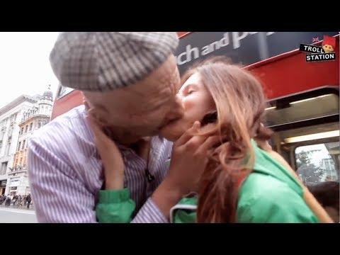 Bad Grandpa Picking Up Girls