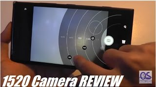 Nokia Lumia 1520: Camera Overview + Photography Apps
