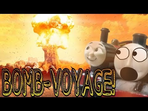BE87 Short: Bomb-Voyage!