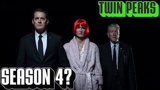 [Twin Peaks] Season 4 | Will There Be One? | David Lynch Kyle MacLachlan Laura Dern Weigh In