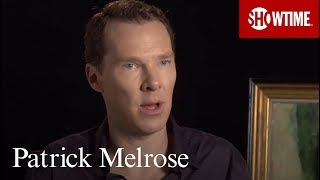 Benedict Cumberbatch is Patrick Melrose | Patrick Melrose | SHOWTIME Limited Series