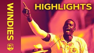 Holder Inspires Series Win - Windies v Bangladesh 2nd Test Day 3 2018 | Extended Highlights