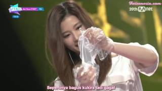 Sana Cooking For JYP - Sixteen Audition Sub Indonesia