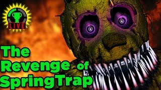 BLOWING UP Springtrap?! TJOC (The Joy of Creation UPDATE)