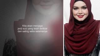 Dato' Siti Nurhaliza dan Judika - Kisah Ku Inginkan (Lirik)