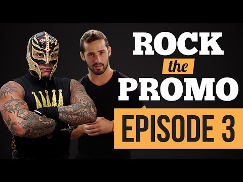 ROCK THE PROMO - Episode 3 feat. Rey Mysterio (Hosted by Joe Santagato)