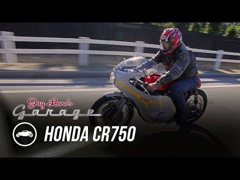 Xxx Mp4 1973 Honda CR750 Jay Leno S Garage 3gp Sex