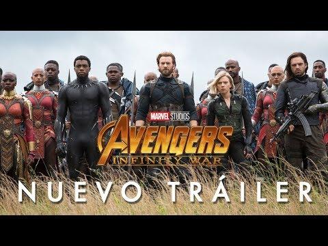 Xxx Mp4 Vengadores Infinity War De Marvel Nuevo Tráiler Oficial En Español HD 3gp Sex