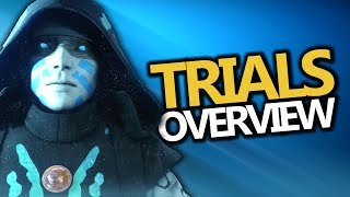 Trials of the Nine: Flawless Victory 7-0! Rewards & Overview (Destiny 2)