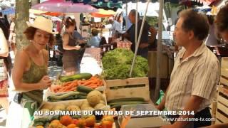 Vidéo Naturisme TV - Natmag 31 - Septembre 2014 - La bande-annonce