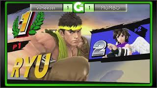 GEEK'D UP SMASH! #35 - Round 1 - Wheezer VS MUMBO