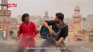 National Ka Pakistan - Shuja Haider - Rung Punjab Da (ft. Nasir)