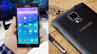 Samsung Galaxy Note 4 Review!