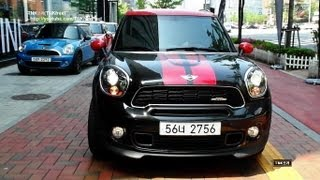 2013 Mini Countryman JCW First Drive