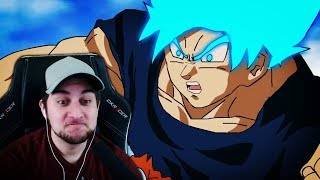 Time to get Serious!! | Kaggy Reacts to Goku VS Saitama - Part 2 - Full Power (DBZ VS One Punch Man)