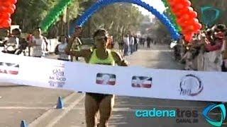 Marisol Romero se lleva la carrera 'La Gran Fuerza de México'