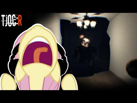 Fluttershy plays TJOC:R ( FREE ROAM) 🍉 | What is THAT?!