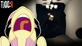 Fluttershy plays The Joy of Creation: Reborn #1  ( FREE ROAM) 🍉 | What is THAT?!
