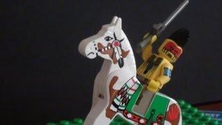 Black Hawk: Indian Patriot (LEGO Animation) (COL 2013)