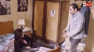 دلع أيتن عامر على محمد شاهين في مشهد رومانسي😍😍 #بين_السرايات