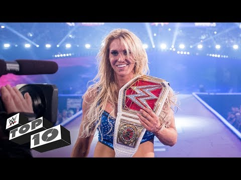 Xxx Mp4 Greatest Title Victories By WWE 39 S Female Superstars WWE Top 10 Oct 27 2018 3gp Sex