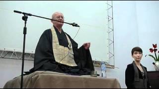 Wprowadzenie do zazen z Mistrzem Kaisenem / 11.10.2011 r.
