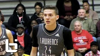 Indiana POY Kyle Guy is the BEST SHOOTER! UVA Bound All-American Guard Ballislife Mixtape!