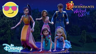 Descendants: Wicked World | United We Stand | Official Disney Channel UK