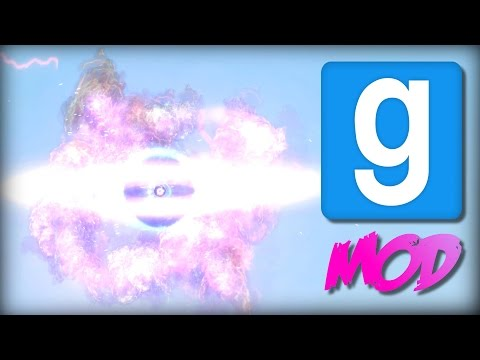 Garry's Mod: AWESOME New Explosion Effects Overhaul | Mod Showcase