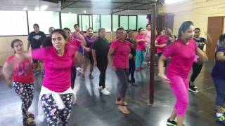 Cham Cham Darsh zumba fitness