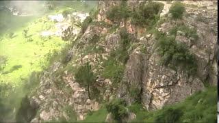 India's Most Dangerous Road in Uttarakhand.MOD
