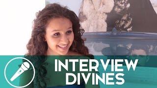 « Divines » raconté par Houda Benyamina et Oulaya Amamra