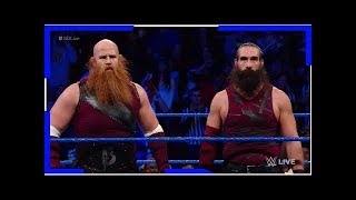 They're here: new look bludgeon brothers finally debut on smackdown Breaking Daily News