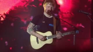 Ed Sheeran - Bloodstream - live Nottingham 2017