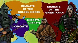 History of the Mongol Empire explained in 5 minutes