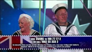 The Swingchesters (84 years old)