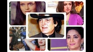 Feroz Khan & His Actresses Controversies I Zeenat Aman I Sridevi I Mdhuri I Hema Malini