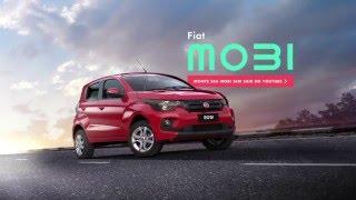 FIAT MOBI | O novo jeito de se mover pela cidade