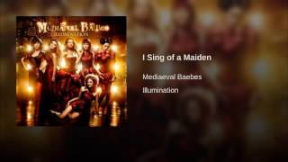 Mediaeval Baebes – I Sing Of A Maiden