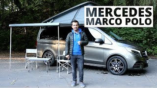 Mercedes-Benz Marco Polo Horizon, 2017 - test AutoCentrum.pl #363