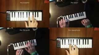 Stromae — Alors On Danse (Live Remake by Canyon Hill & Dmitry Bragin)