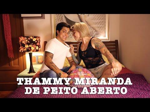 THAMMY MIRANDA DE PEITO ABERTO P & PONTO