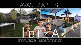 Incroyable Transformation de Jardin !!!