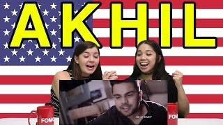 Americans React To Akhil