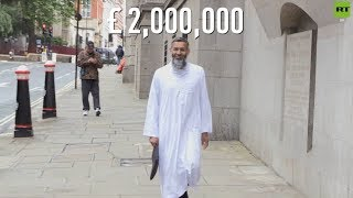 Anjem Choudary to cost public £2m each year