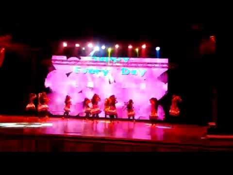 Yaksita Dance in Andhra School